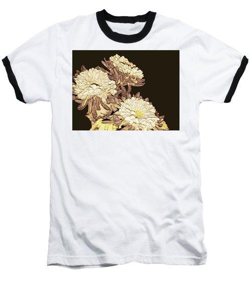 Kimono Garden Baseball T-Shirt