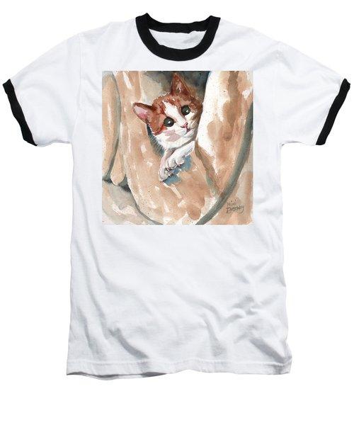 Kitten Baseball T-Shirt