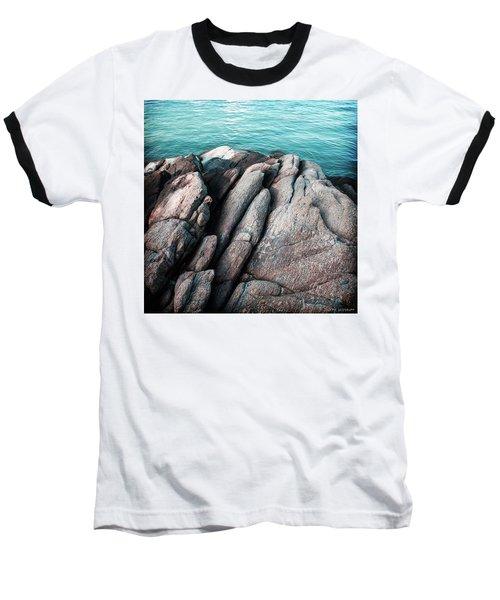 Ko Samet Rocks Baseball T-Shirt