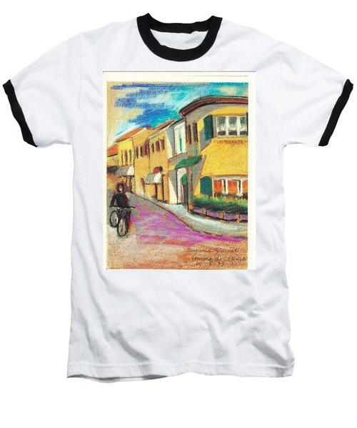 La Bichicletta Baseball T-Shirt