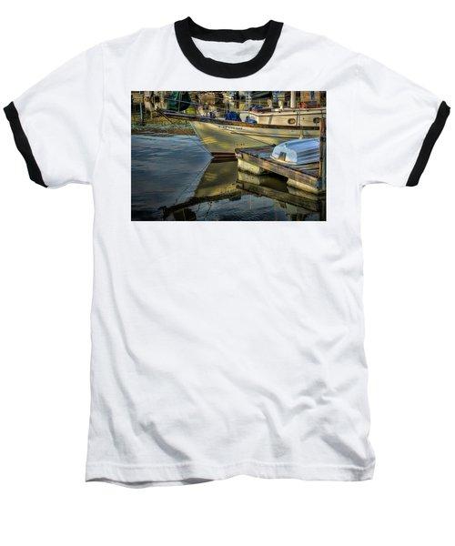 Lake Dardanelle Marina Baseball T-Shirt