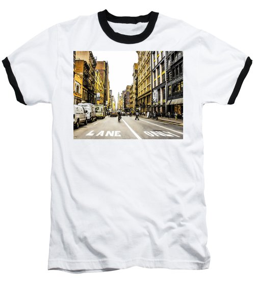 Lane Only  Baseball T-Shirt