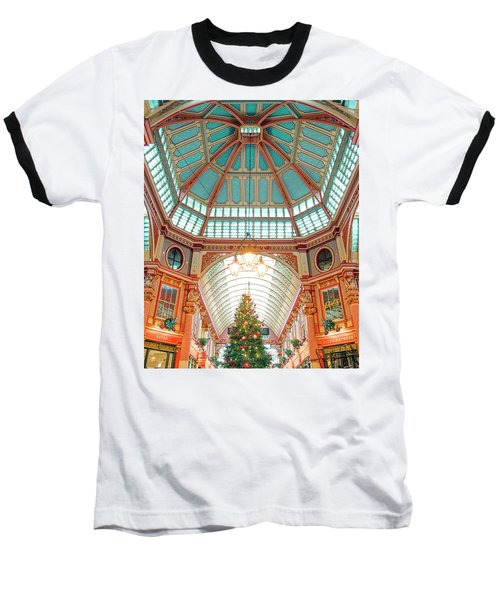 Leadenhall Market Baseball T-Shirt