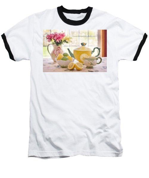 Lemon Tea  Baseball T-Shirt