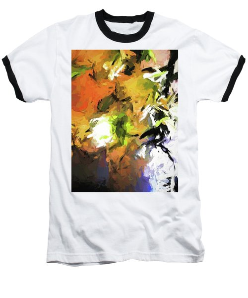 Lily For The Horses Baseball T-Shirt