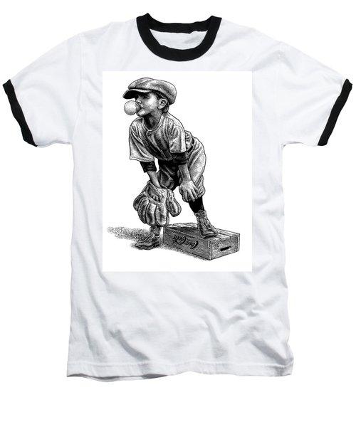 Little Leaguer Baseball T-Shirt