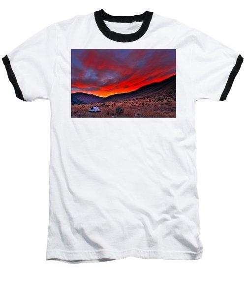 Lone Tent Baseball T-Shirt
