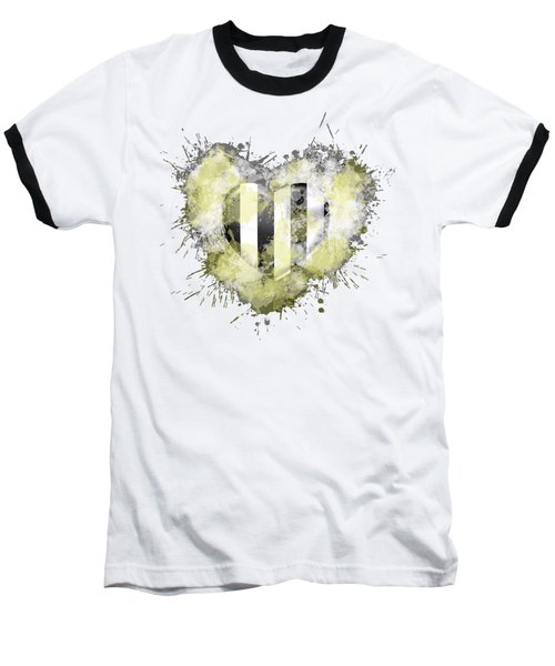 Love Juve Baseball T-Shirt