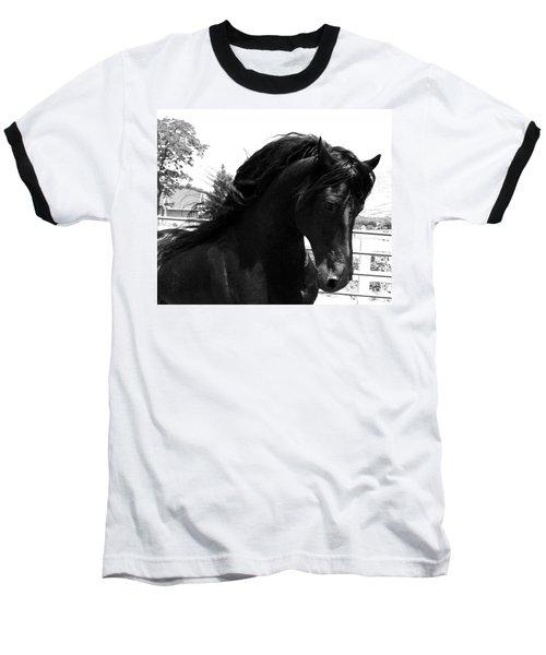 Majestic Beauty  Baseball T-Shirt