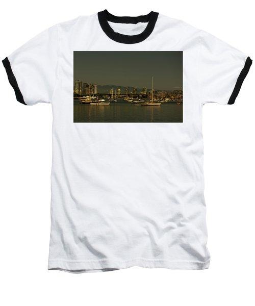 Marina Golden Hours Baseball T-Shirt