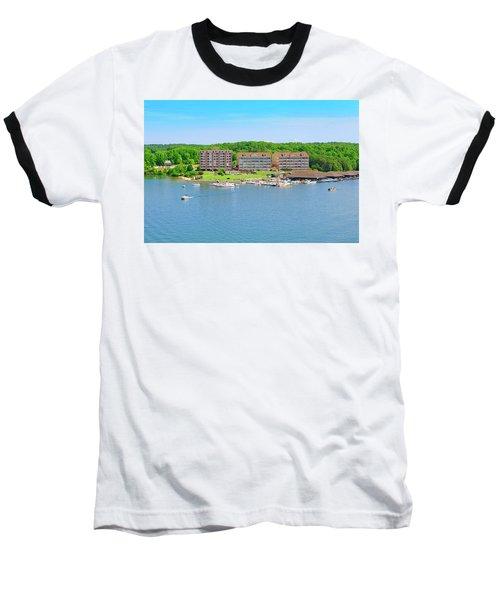 Mariners Landing Poker Run Baseball T-Shirt