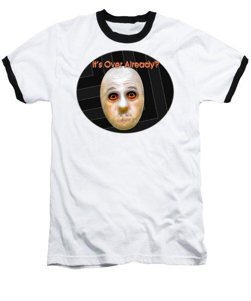 Masked Surprise Baseball T-Shirt