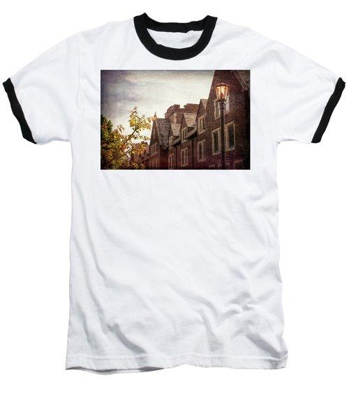 Mayslake Historic Home Baseball T-Shirt