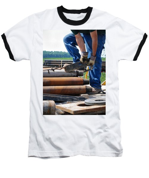 Metal On Metal Baseball T-Shirt