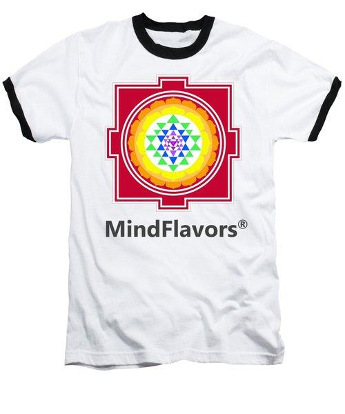 Mindflavors Original Medium Baseball T-Shirt