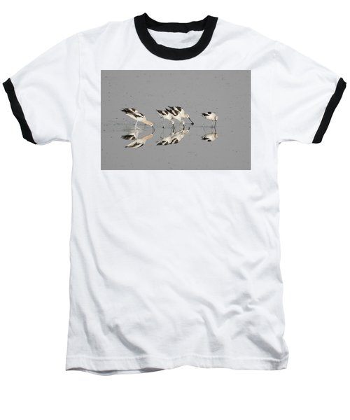 Mirror Image Baseball T-Shirt