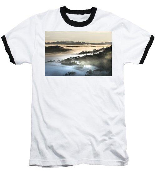 Mist Baseball T-Shirt