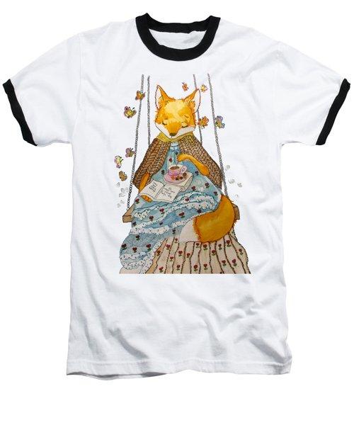 Morgan's Fox Baseball T-Shirt