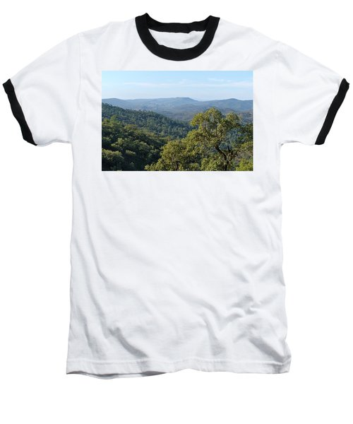 Mountains Of Loule. Serra Do Caldeirao Baseball T-Shirt