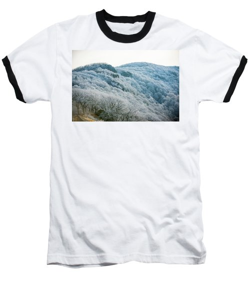 Mountainside Hoarfrost Baseball T-Shirt