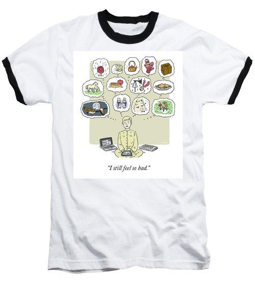 My Favorite Things Baseball T-Shirt