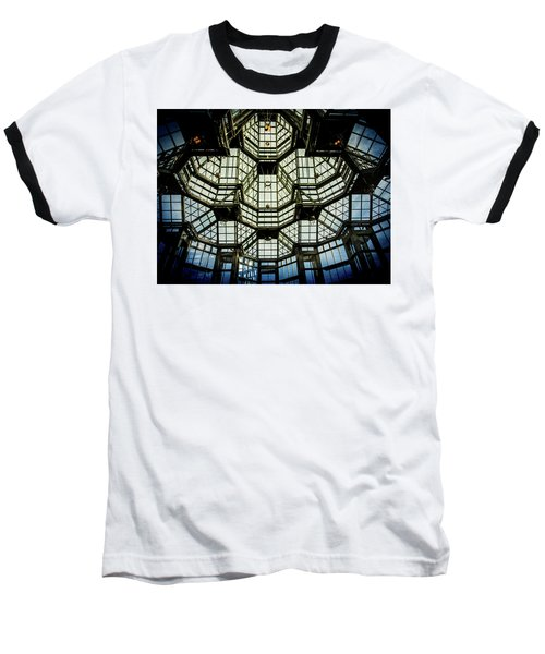 Glass Ceiling National Gallery Of Canada Baseball T-Shirt