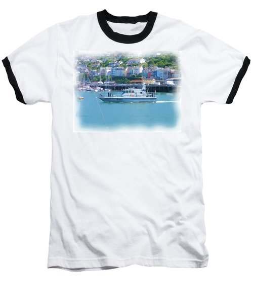 Naval Vessel Baseball T-Shirt