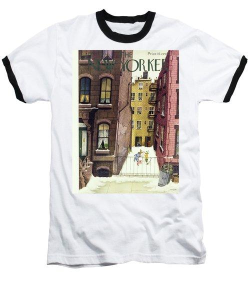 New Yorker February 2nd 1946 Baseball T-Shirt