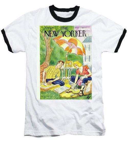 New Yorker July 12th 1947 Baseball T-Shirt