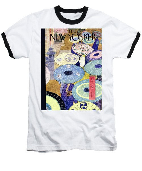 New Yorker June 7th 1947 Baseball T-Shirt