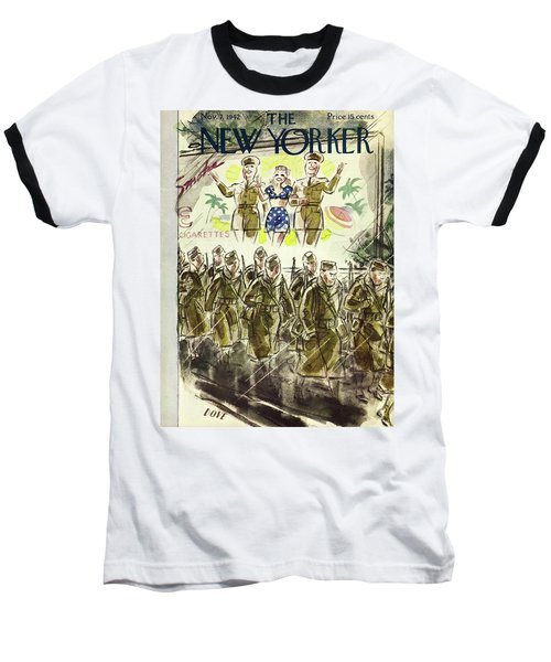 New Yorker November 7th 1942 Baseball T-Shirt