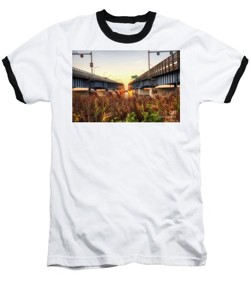 North Grand Island Bridges Baseball T-Shirt