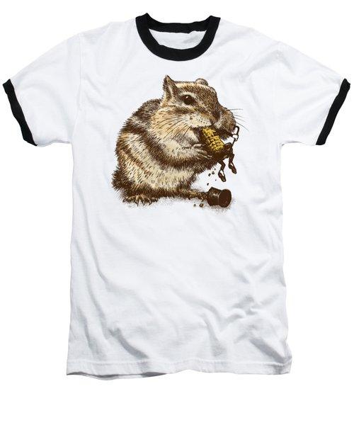 Occupational Hazard Baseball T-Shirt