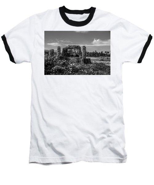 Old Brick Oven Baseball T-Shirt