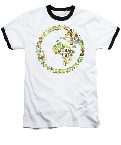 One Planet Baseball T-Shirt