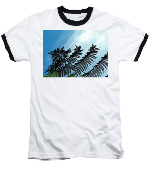 Palms Flying High Baseball T-Shirt