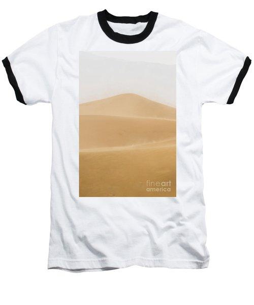 Patterned Desert Baseball T-Shirt