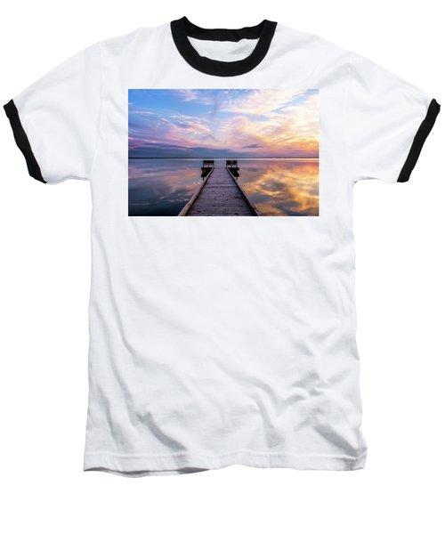 Peaceful Baseball T-Shirt