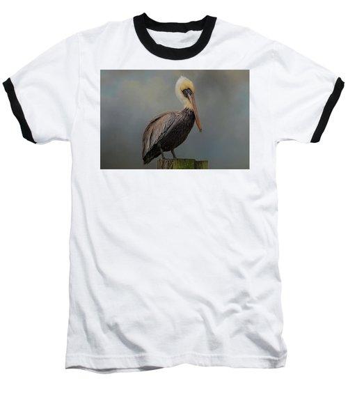 Pelican's Perch Baseball T-Shirt