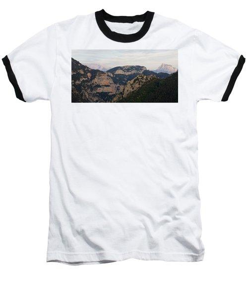 Pena Montanesa  Baseball T-Shirt