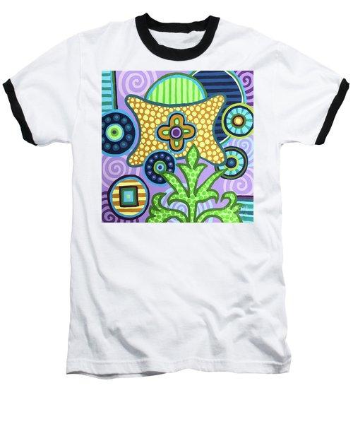 Pop Botanical 2 Baseball T-Shirt
