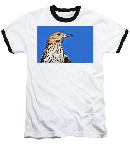 Portrait Of A Thrasher Baseball T-Shirt
