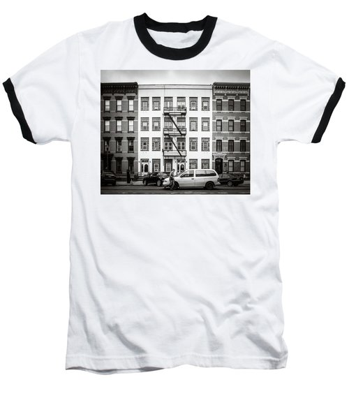 quick delivery BW Baseball T-Shirt