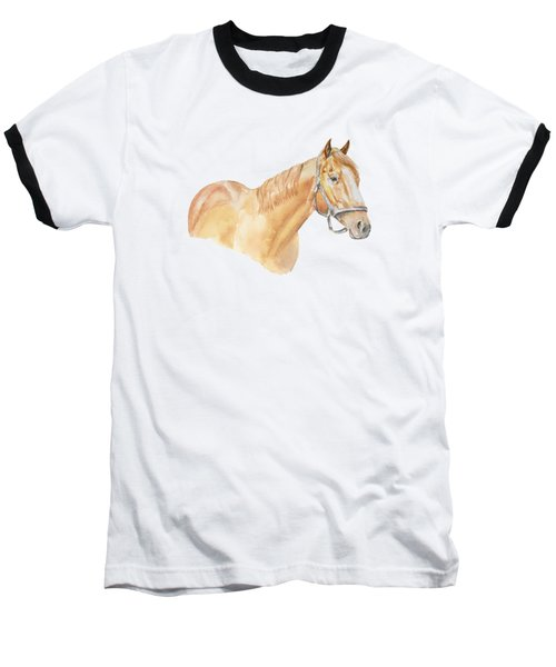 Racehorse Baseball T-Shirt