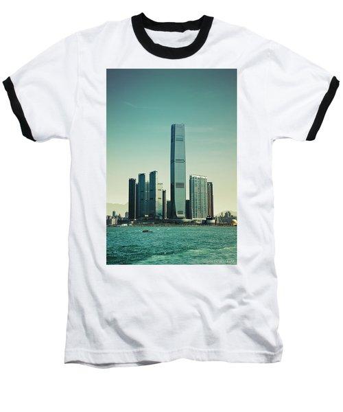 Ramparts Of Commerce Baseball T-Shirt