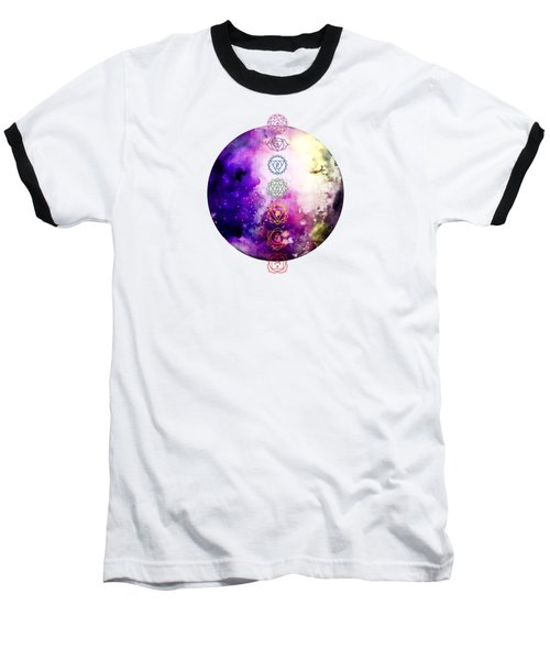 Reach Out To The Stars Baseball T-Shirt
