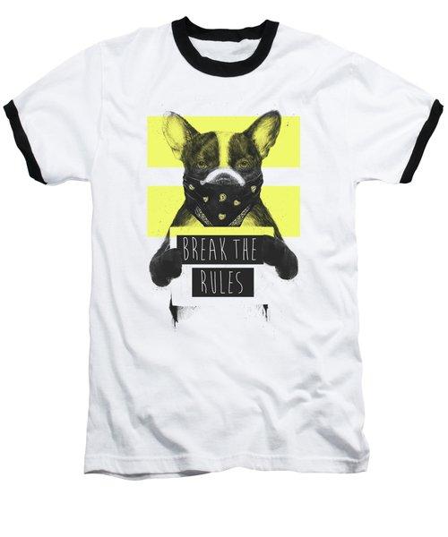 Rebel Dog II Baseball T-Shirt