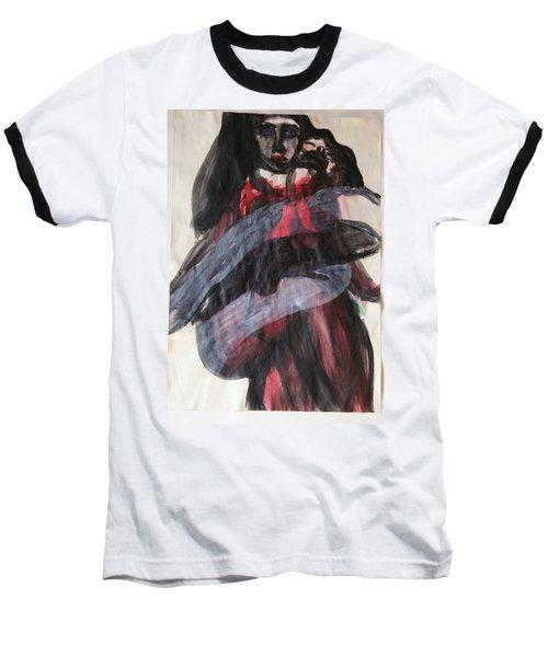 Reborn When Jesus Comes Baseball T-Shirt