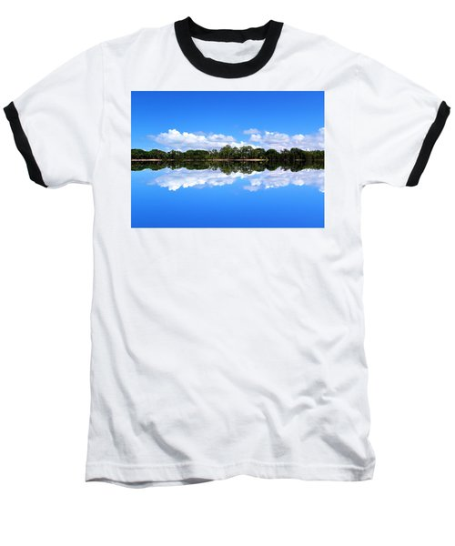 Reflective Lake Patricia Baseball T-Shirt