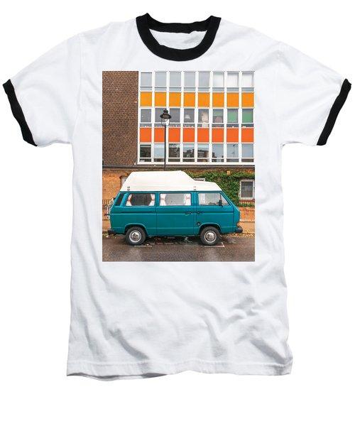 Retro Vibes Baseball T-Shirt